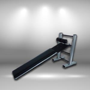 tabla de abdominales con escalerilla